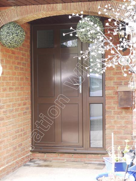 Luxury Aluminium Front Doors Gallery Photos And Images Duration Windows