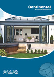 Continental Folding Doors Brochure