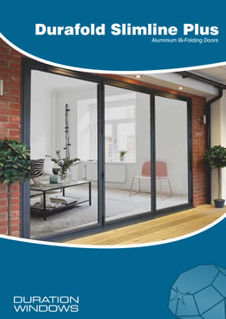 Durafold Slim-line Plus Bifold Door Brochure