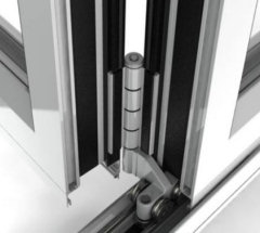 Continental Folding Doors Bogie Wheel Assemblies