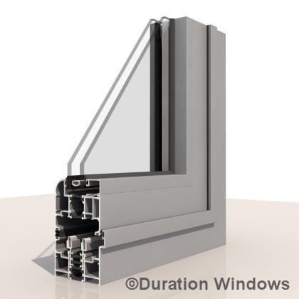 Emperor Concealed Hinge Bi Folding Doors Duration Windows