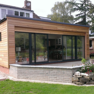 Aluminium Bifold Doors Duration Windows