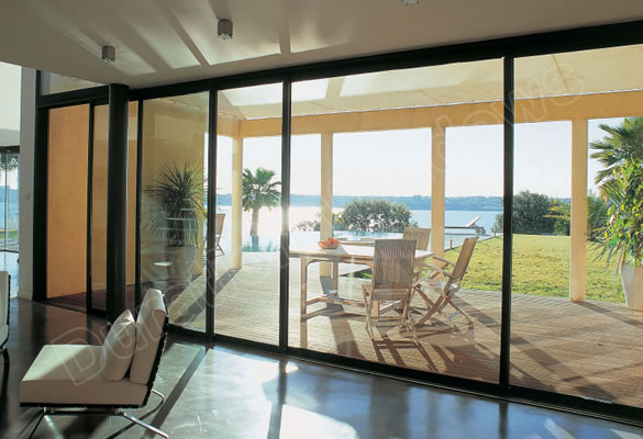 Penthouse Plus Aluminium Sliding Patio Doors Duration