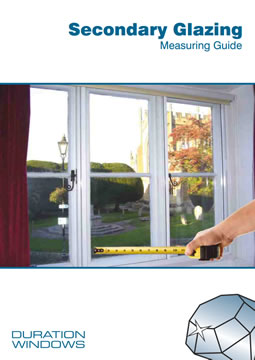 Secondary Glazing Measuring Guide